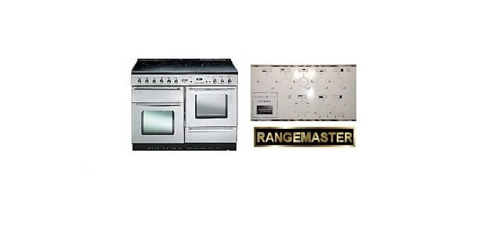 Rangemaster decal stickers.